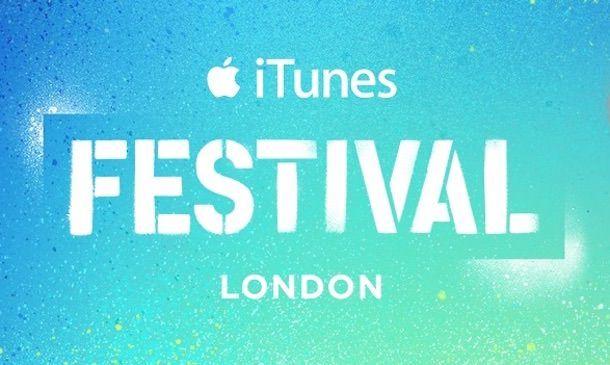 itunes festival london 2014