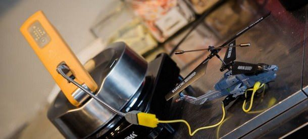 BioLite KettleCharge – чайник, который зарядит ваш iPhone