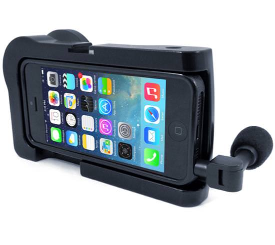 mCAMLITE - чехол-объектив для iphone