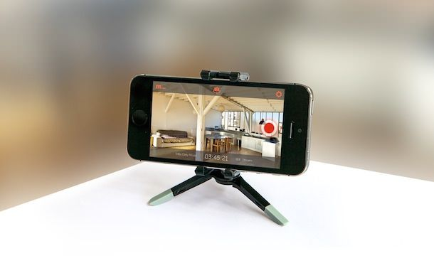 manything камера наблюдения для iPhone