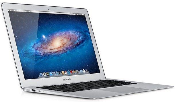 MacBook Air с дисплеем Retina может появиться уже к концу года