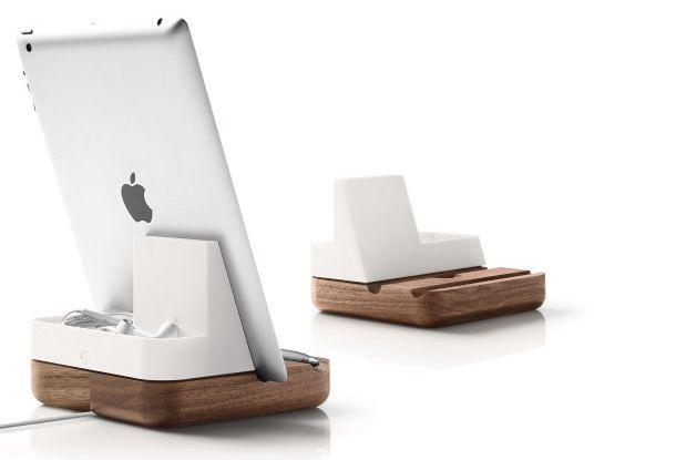настольная подставка для iPhone и iPad