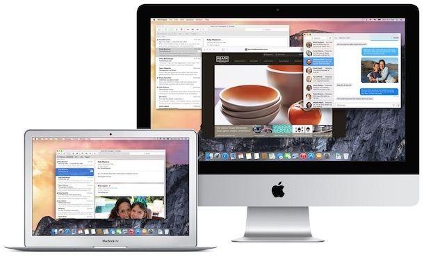 Вышло обновление OS X Yosemite Developer Preview 5