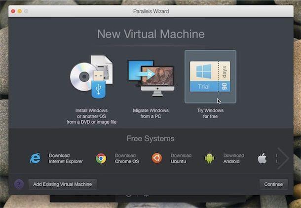 Parallels Desktop 10 для Mac-4