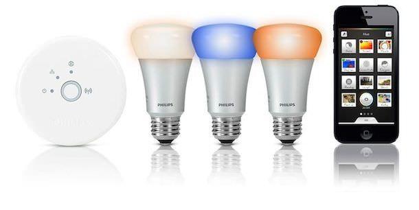 philips hue умные лампочки