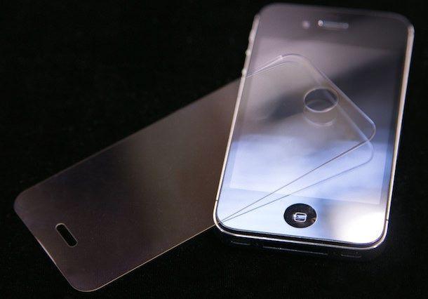 Сапфир в новом iPhone 6