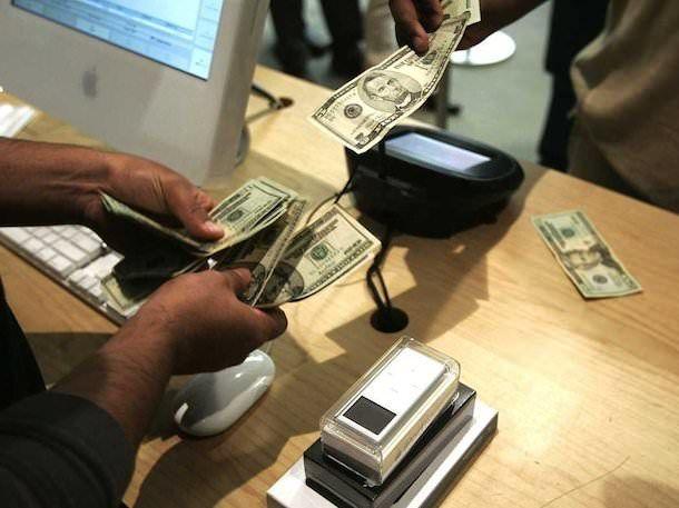 Зарплаты в Apple