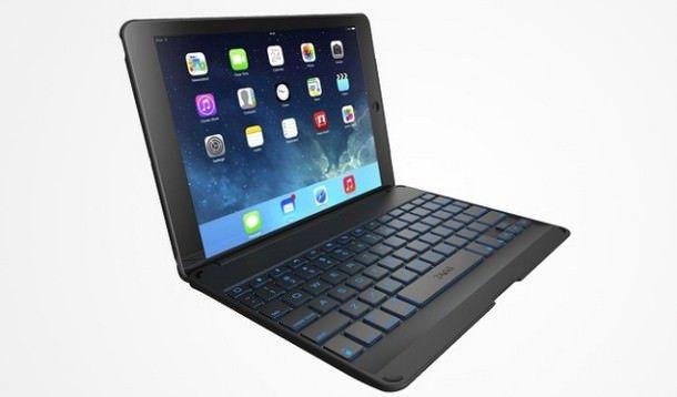 ZAGG – клавиатура с подсветкой