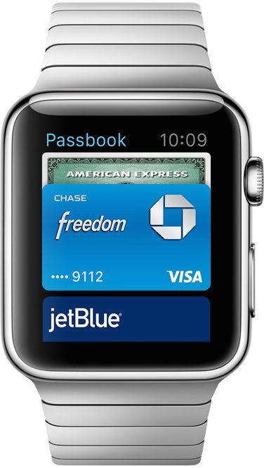 Apple Watch apple pay wallet