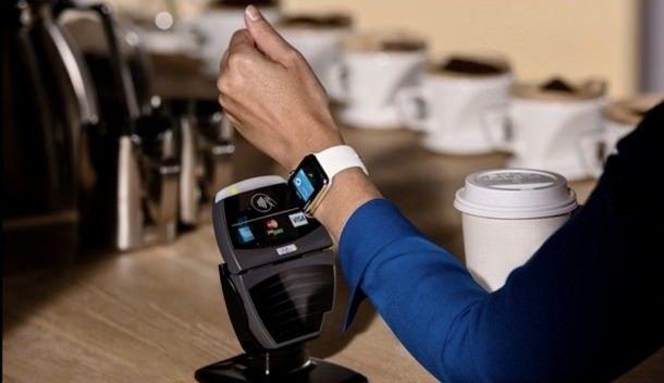 Touch ID в Apple Watch