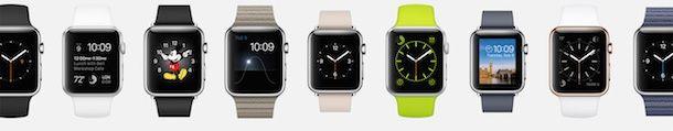 Apple Watch customizability