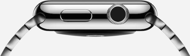 Apple Watch side