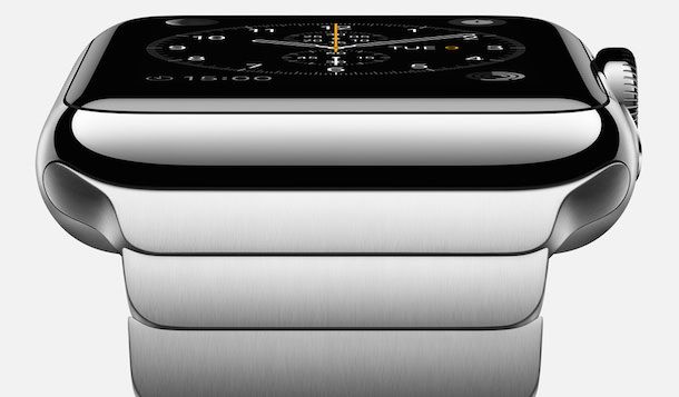 Apple Watch standard front band