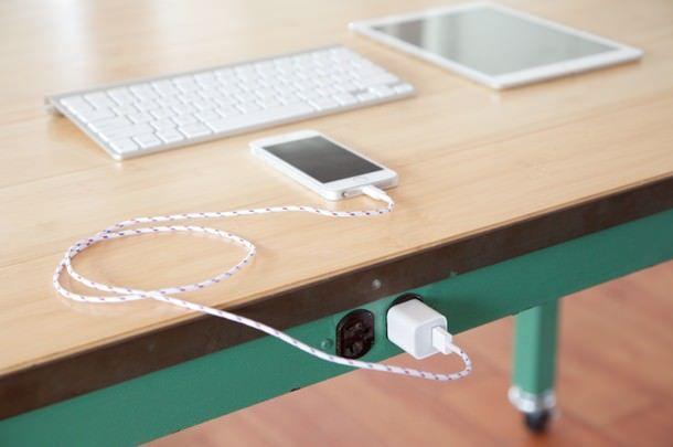 BelayCords – двухсторонний USB-кабель для зарядки смартфонов