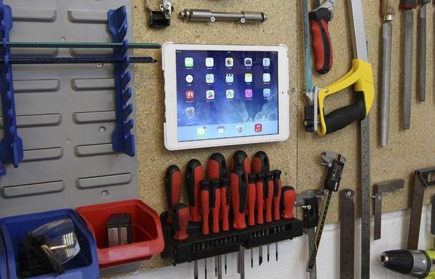 FridgePad II – магнитное крепление для iPad к холодильнику