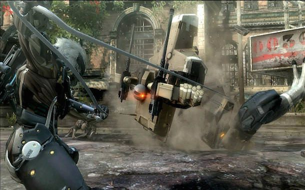 Metal Gear Rising для Mac