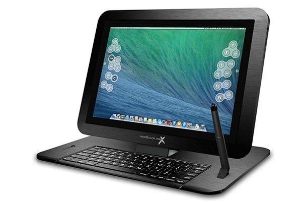 Планшет Modbook Pro X на базе  OS X Mavericks собрал на Kickstarter вдвое больше необходимой суммы