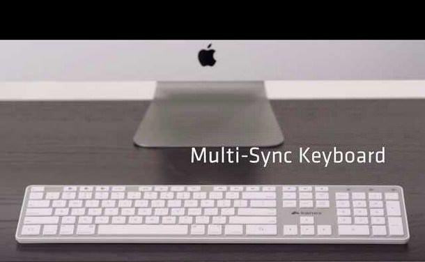 Multi-Sync Keyboard