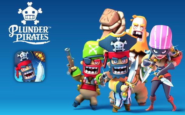 Plunder Pirates для iPhone и iPad