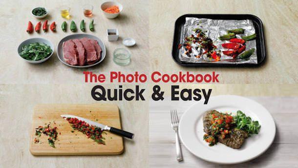 The Photo Cookbook Quick Easy