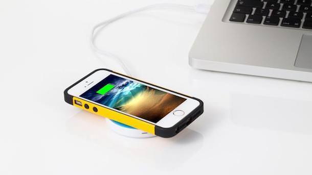 iPhone 6 беспроводная зарядка