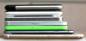 все iPhone