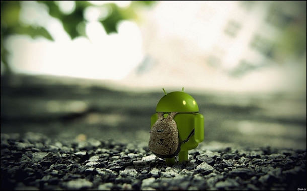 Android virus away iphone