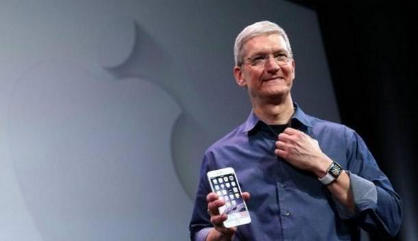 Тим Кук намекнул на то, что Apple разрабатывает новые продукты