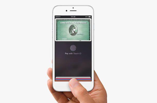 Apple Pay в действии