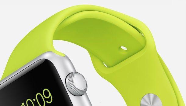 Часы Apple Watch спортивные