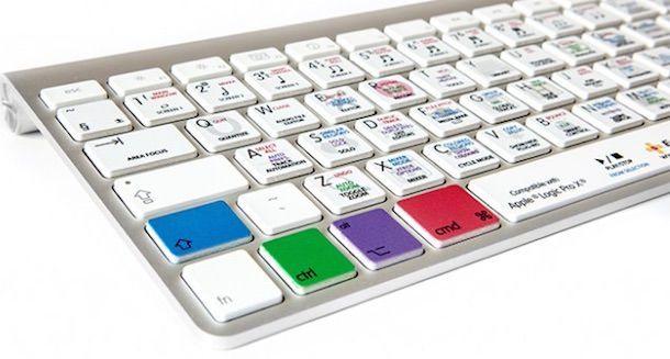 Беспроводная клавиатура для Logic Pro X от EditorsKeys