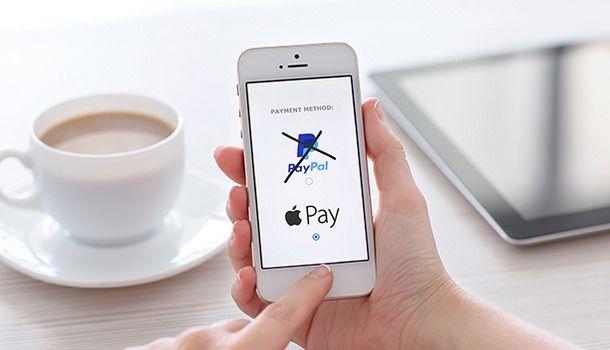 PayPal троллит Apple