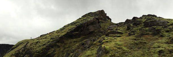 Панорама, снятая на iPhone 6 plus