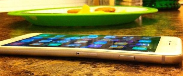 iphone 6 Plus гнется