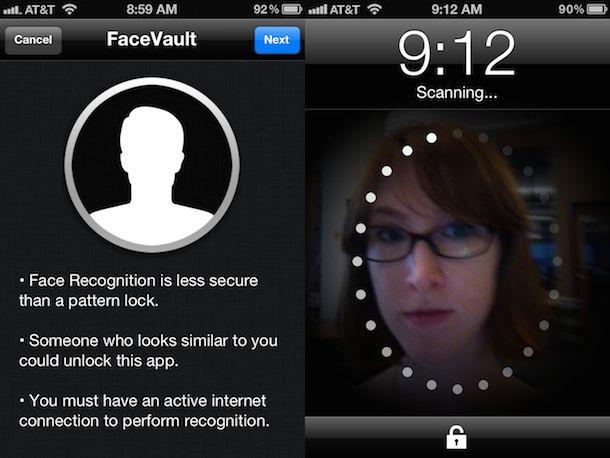 Фейс-контроль на iPhone 6?