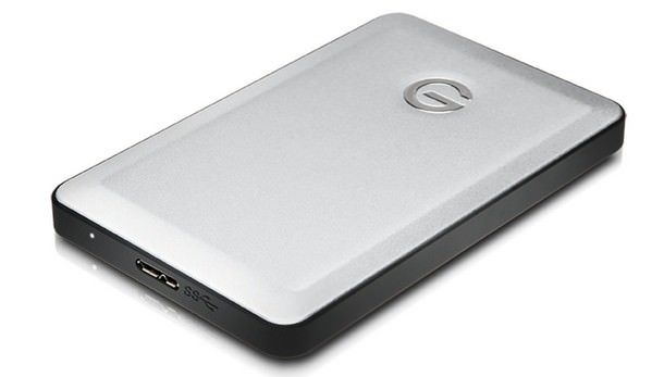 G-Tech G-Drive mobile
