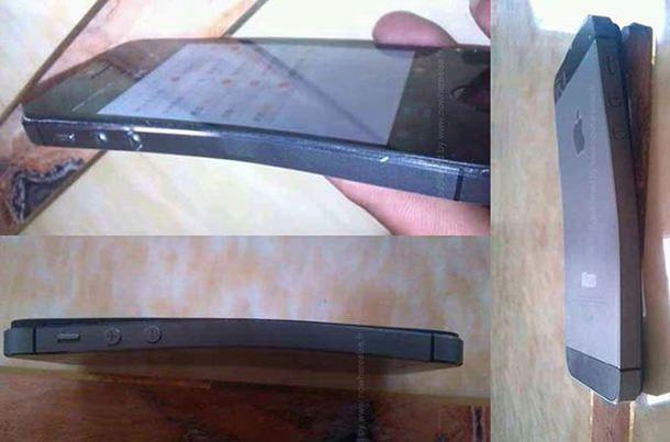 iPhone 5 Bend