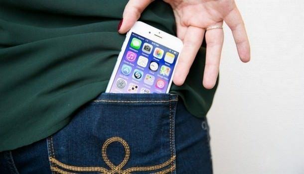 iPhone 6 троллят известные бренды
