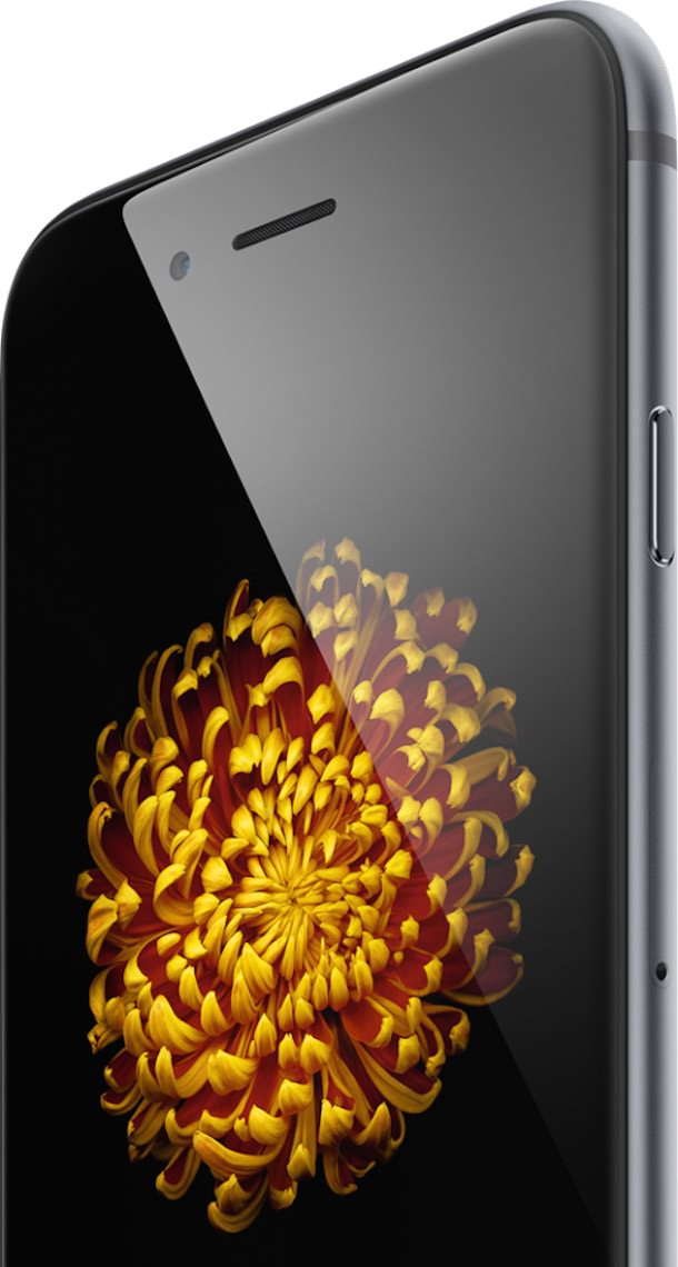 iPhone 6 front screen