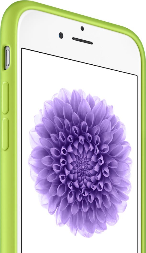 iPhone 6 green case