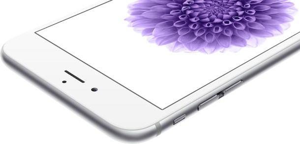 iPhone 6 seamless screen