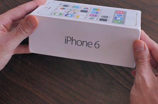 Китайский оператор China Mobile опубликовал спецификации 4,7-дюймового iPhone 6