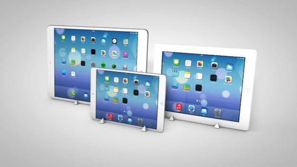 iPad 12,9 дюйма. Концепт.