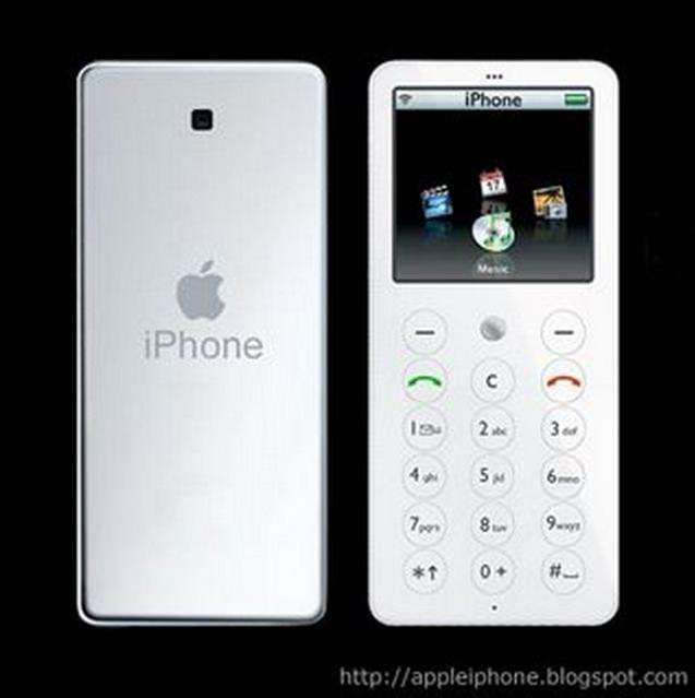 iPhone 2G концепт-3