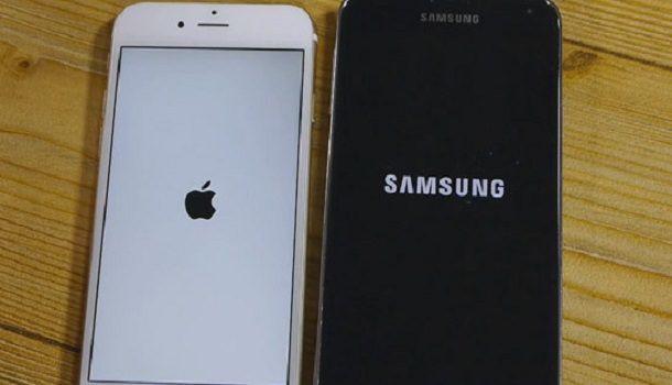 Айфон 6 Гэлакси с5