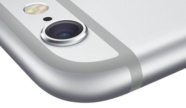 Apple iphone 6 камера