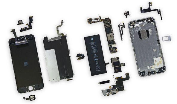 iphone 6 teardown yablyk