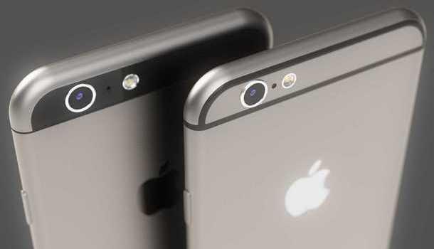 """Яблочный"" фаблет нарекут iPhone Plus"