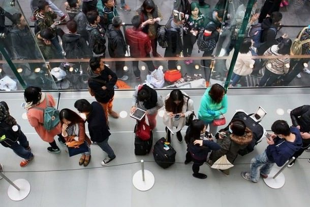 Как прошел старт продаж iPhone 6 во всем мире