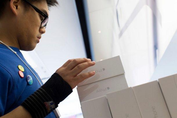 Продажи iPhone 6 и iPhone 6 Plus в Китае стартуют предположительно 10 октября